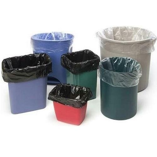 Пакеты для мусора без завязок
