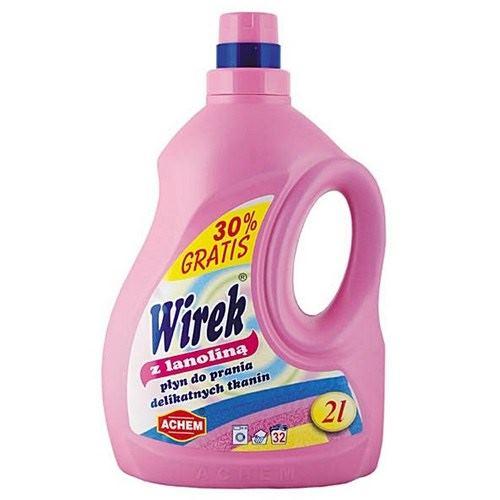 Wirek жидкие средства для стирки