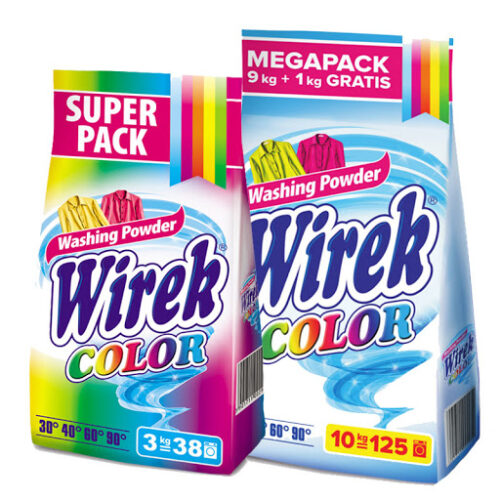 Wirek стиральные порошки для стирки
